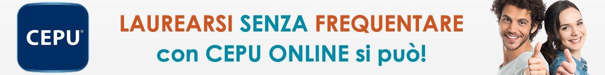 Scopri la novità dei servizi di preparazione per le lauree online di Cepu